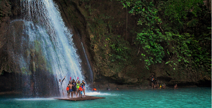 Waterfalls to Watch out in Cebu!