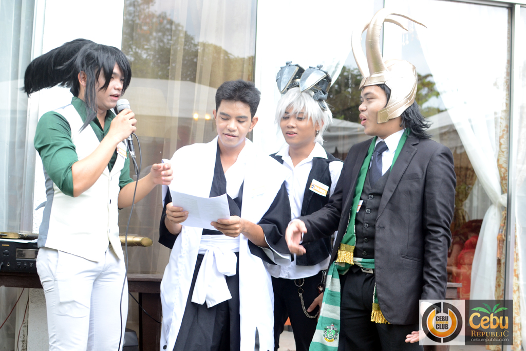 The Cebu Cosplayers Club: They Finally Met (CosMeet 2015)