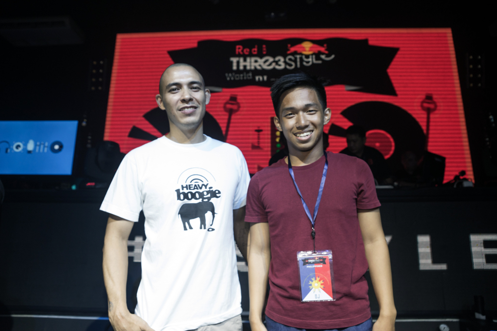 2 DJs Move on to Red Bull Thre3style Qualifier Final