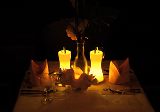 Camotes Island - Dinner for Two