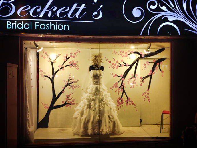 Cebu Republic Features Beckett's Bridal Fashion