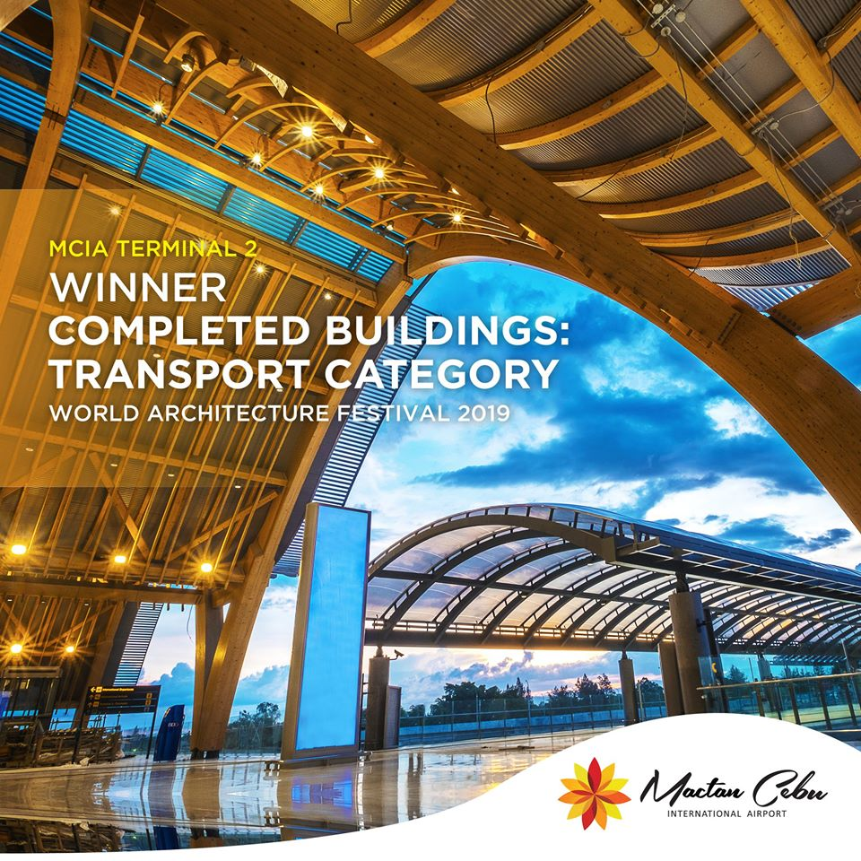 Breaking: Mactan-Cebu International Airport (MCIA) is a Winner!