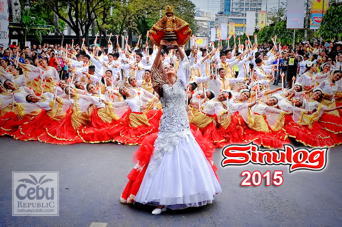 Proposal to a blasted Sinulog 2015!