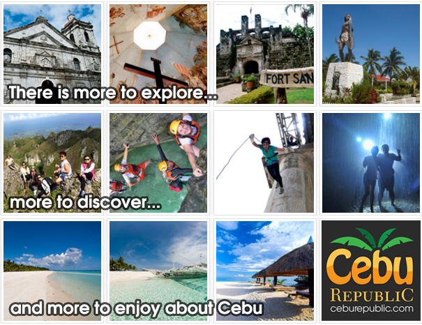 Things to do while in Cebu