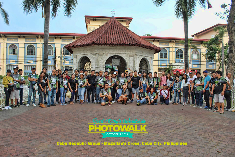 Cebu Walks: Cebu Republic Joined the 2019 Scott Kelby Worldwide Photowalk