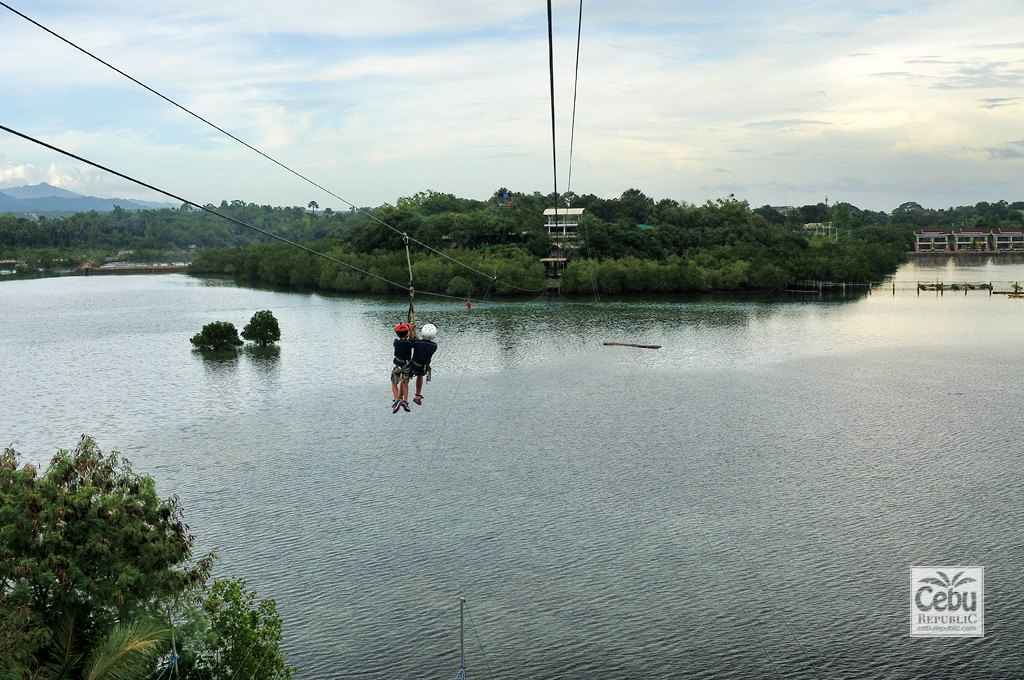Cebu's Magnificent Zip Lines
