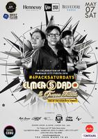 6PackSaturday with Elmer Dado and Gruppo Tribale