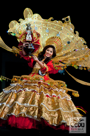 Sinulog Festival Queen